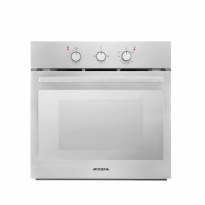 MODENA BO 2664 SPIRITO - Oven Tanam Built-In Gas Oven 60 cm - Stainless Steel