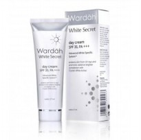 WARDAH WHITE SECRET DAY CREAM 17ml