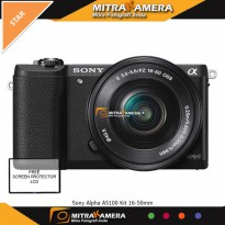 Sony Alpha A5100 Kit 16-50mm