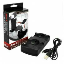 2 in 1 Charging Dock Stik PS3