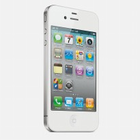 iPhone 4s 16GB White Warranty 1years