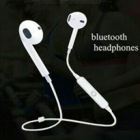 Headset Bluetooth Earphone Wireless Bt 10
