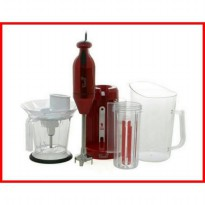 Original Tokebi Plus Hand Blender - RED MURAH