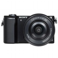 Sony A5000 Kit 16-50mm - Black