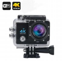Sports Action Camera 16mp 4k Ultra Hd Dv Waterproof