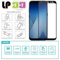 LP Full Tempered Glass Samsung Galaxy A6 (2018)