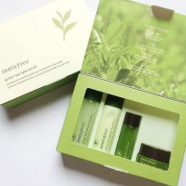 Innisfree Green Tea 4 item 100% Original
