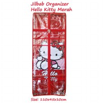 PJH Karakter Hello Kitty merah