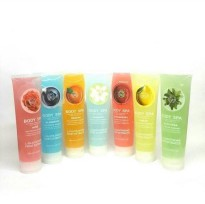 SYB spa gel - spa gel baru body shop YESNOW