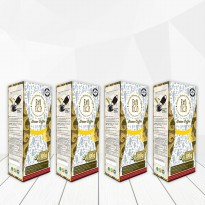 Paket Exotico Green Coffee 4 Box (4x100g)