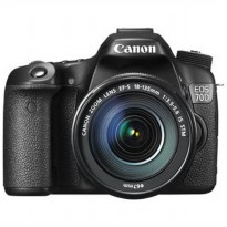 Canon EOS 760D Kit 18-135mm STM WiFi - Hitam
