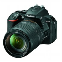 Nikon D5500 24.1 Megapixel Digital SLR Camera With 18-140mm VR Lens