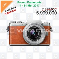 Panasonic DMC-GF8K Kit 12-32mm - Orange