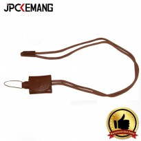 Leica Wrist Carrying Strap Brown 18683