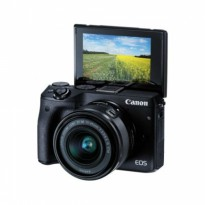 Canon EOS M3 with EF M15 45mm Camera