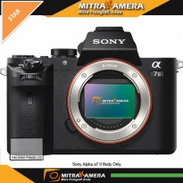 Sony Alpha a7 II Body Only