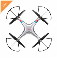 Drone Syma RC Quadcopter X8G FPV Real Time 4CH 2.4GHZ With 5MP HD
