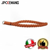 Angelo Pelle Wrist Strap Limited Edition Braided Orange
