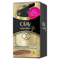 Olay Total Effects CC Cream 50 ML (Medium To Dark) Original 100%