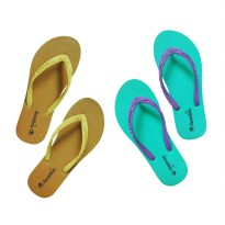 Swallow Ladies Sandal Jepit Beauty Series - 6 Warna