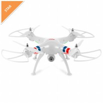 Drone Syma RC Quadcopter X8C Venture 4CH 2.4GHz with 2 MP Full HD