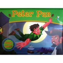 [Hellopandabooks] Peter Pan Classic Fairys Tales Pop-Up Book
