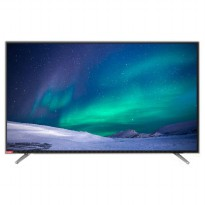 Changhong 40E6000 LED TV 40 Inch [HD Ready/USB Movie/Black] + Free Pengiriman JABODETABEK