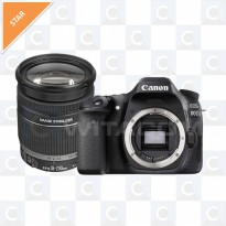 Canon EOS 80D Kit III EF-S18-200mm IS