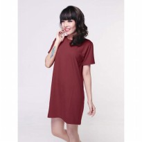 Jo & Nic SCUBA DRESS - Dress Wanita - Mini Dress Wanita