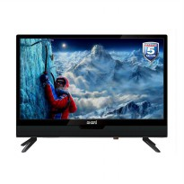 Akari 20V89 LED TV [19 Inch/HD Ready/USB Movie] Hitam