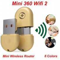 360 Mini USB Wifi Router Portable