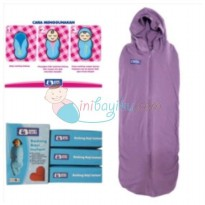 erryblues Baby Swaddle Lavender Color Lavender For Girls