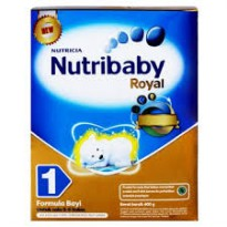 NUTRIBABY ROYAL 1 400GRAM