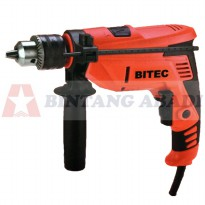Bitec Mesin Bor Tembok / Impact Drill 13 mm Red Series - IDM 130 RE