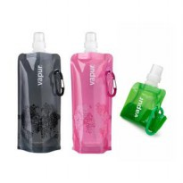 Botol Tempat Minum Lipat Mini Camping Outdoor Freezing Anti Bottle