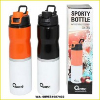 TERMOS STAINLESS / SPORTY BOTTLE OXONE OX-055 750ML STAINLESS STEEL