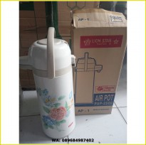 (KHUSUS GOJEK) TERMOS AIR POT 2.5L LION STAR (PAP - 2500)