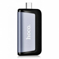 Hoco HB4 Card Reader USB Type C SD/TF Card OTG