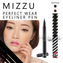 [BPOM] Mizzu Eyeliner Pen Perfect Wear Original