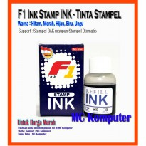 Tinta Stampel F1 Ink 20ml
