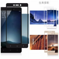 X2 TEMPERED GLASS COLOUR XIAOMI REDMI 4A WARNA SCREEN GUARD PROTECTOR