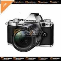 Olympus OM-D E-M5 Mark II kit 14-150mm f4.0-5.6 II ( Black / Silver