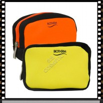 Vivid Biotherm Summer Travel Travel Carrying Case Pouch Small Card Wallet Accessory