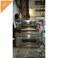 oven gas kue 60x55 stenles