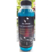 Shampoo Mobil Nu Shine Car Shampoo 500 ml