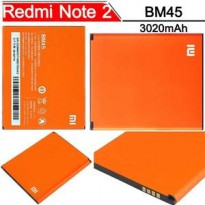 New Promo Battery Xiaomi Redmi Note 2 BM45 3020MAH Original
