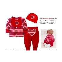 Stelan Baby / STELAN 4IN1 motif Love red