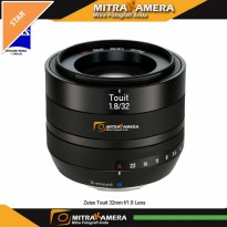Zeiss Touit 32mm F/1.8 Lens