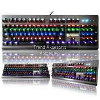 Rexus MX2 Professional Gaming Keyboard True Mechanical with Backlight