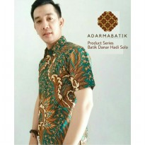 Batik Danar Hadi Asli - Regular Fit PE038